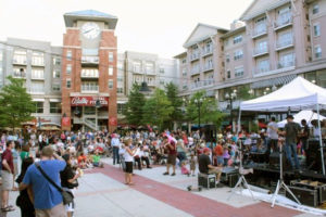 Pentagon Row Summer Concert Series