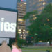 Rosslyn Outdoor Film Festival (file photo)