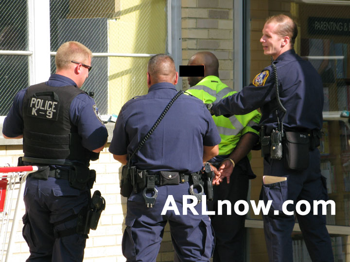 EXCLUSIVE: Metro Employee Pepper Sprayed, Arrested At Pentagon ...