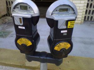 Parking meters