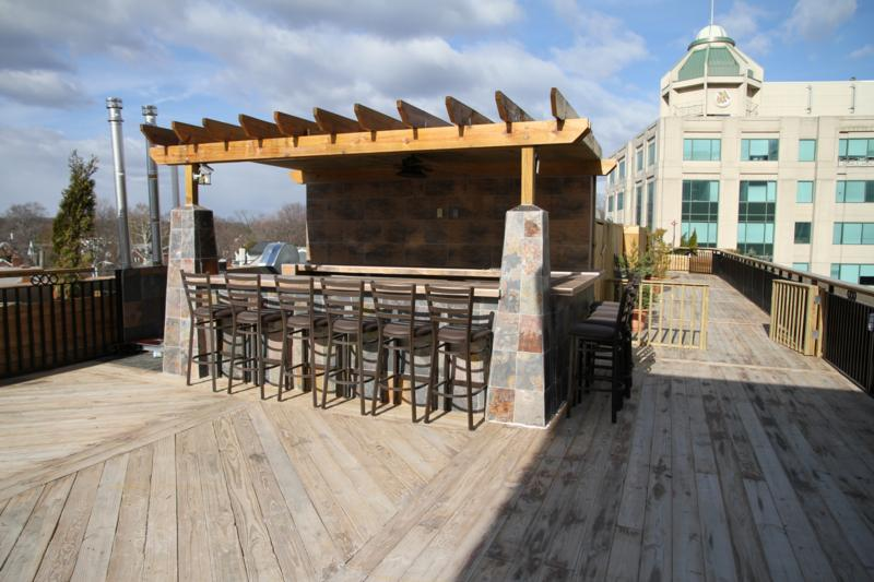 Arlington Rooftop Bar and Grill Now Open | ARLnow.com