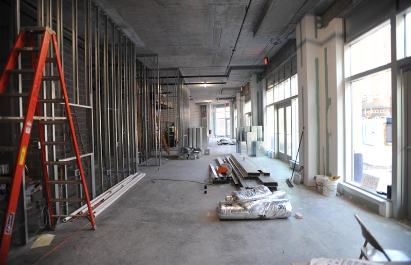 Construction Underway At Pete 39 S New Haven Apizza