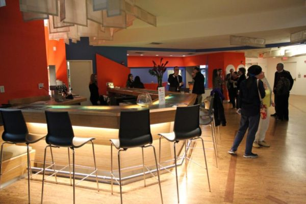 Photo from the Here Cafe + Bar opening at Artisphere