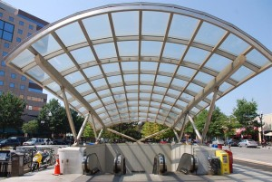 Clarendon Metro station by afagen