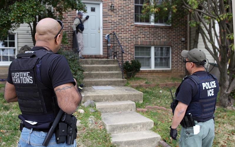 ICE Makes 11 Arrests in Arlington As Part of N. Va. Sweep | ARLnow.com