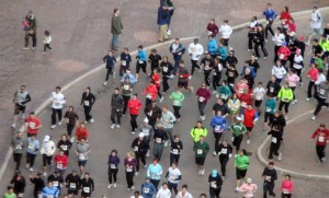 Crystal City 5K runners (photo by Diltch1)