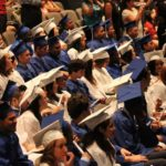 Graduation day for the Arlington Mill and Langston high school continuation programs (file photo)