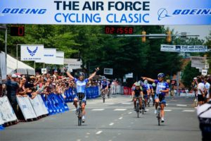 Air Force Cycling Classic Clarendon Cup (photo by timkelley)