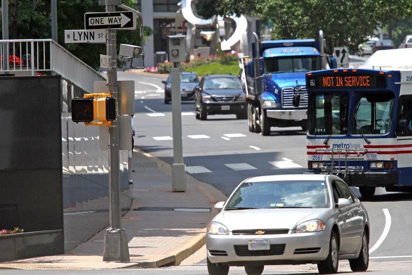 New Red Light Cameras Delayed but Coming Soon | ARLnow com
