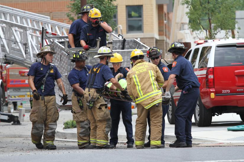 how to train to become a firefighter