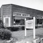 Historical photo of Aurora Hills Branch Library