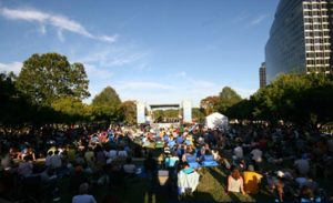 Rosslyn Jazz Festival (photo via Rosslyn BID)