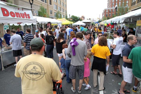 Scenes from Clarendon Day 2011