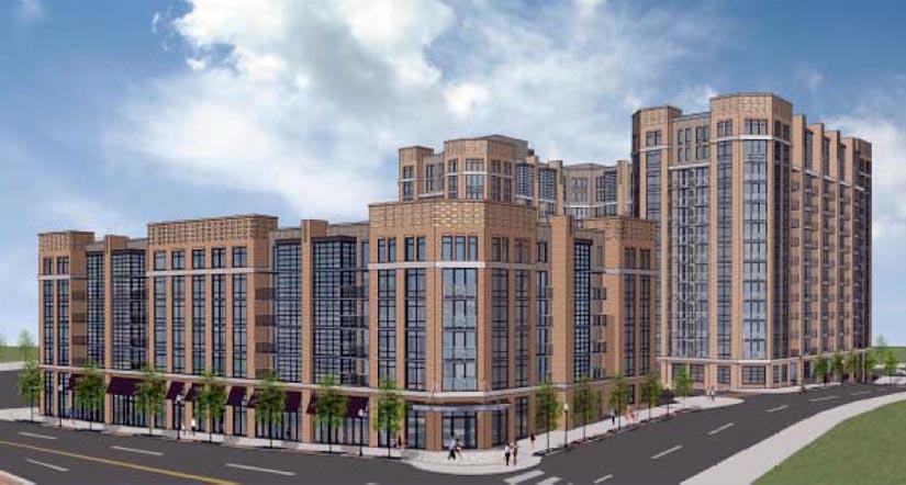 Board Approves Apartment Complex In Virginia Square Arlnow Com