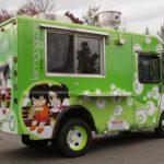 The new Lemongrass food truck (photo via Facebook)