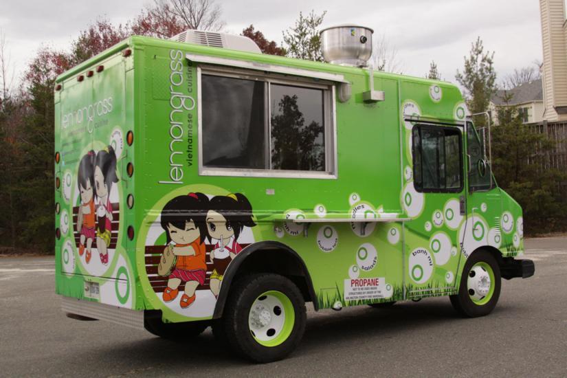 Boba Taco Food Truck