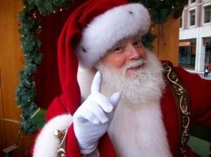 Santa Claus (via Macy's)
