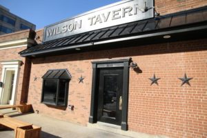 Wilson Tavern in Courthouse