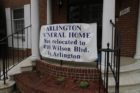 Now-closed Arlington Funeral Home in Virginia Square