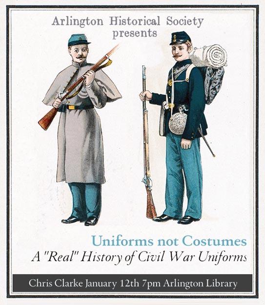 civil war uniforms as not seen on tv
