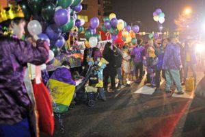 Clarendon Mardi Gras Parade 2012