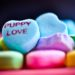 Valentine's Day heart candy by Chris Rief