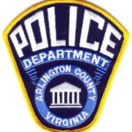 Arlington County Police Department badge
