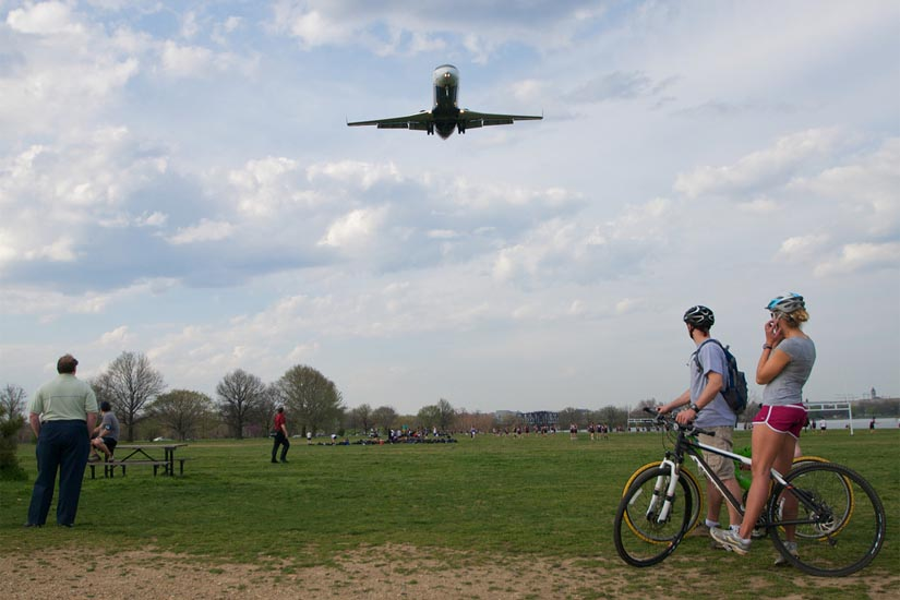 aviation noise pollution Air quality and aviation noise we are committed to improving the air quality in the  borough we regularly review and monitor the quality of air in the borough.