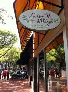 Ah Love Oil & Vinegar in Shirlington (photo courtesy Ah Love Oil & Vinegar)