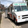Tacos El Chilango truck in Radnor-Fort Myer Heights