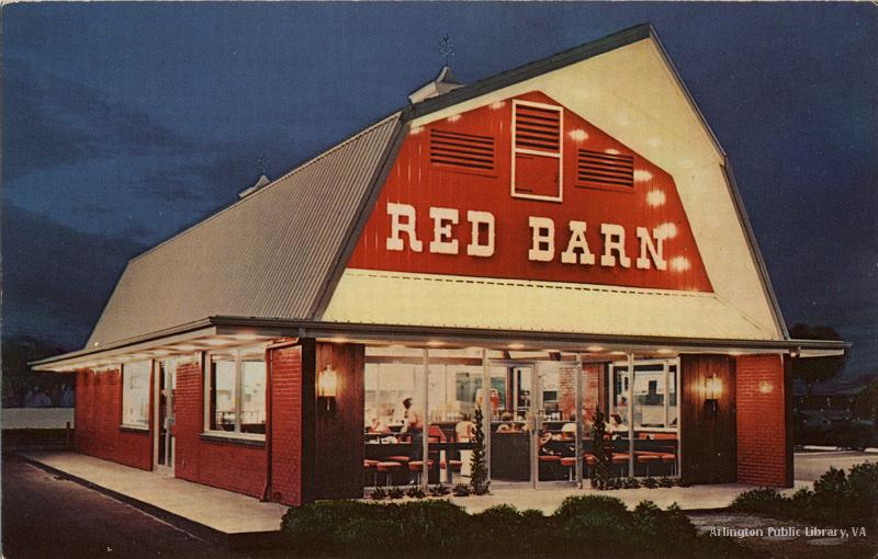 Red Barn Fast Food