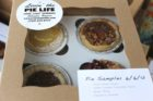 Livin' the Pie Life's pie sampler