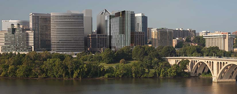 County Board To Examine Rosslyn Gateway Development Plan
