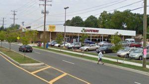 Bluemont Safeway (via Google Maps)
