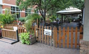 Westover Beer Garden