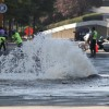Water main break in Crystal City