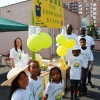 Children from a homeless shelter in Clarendon ran a lemonade stand over the summer to raise money for the Special Olympics (courtesy Arlington-Alexandria Coalition for the Homeless)