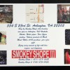 Advertisement for Smokey Shope III in Crystal City