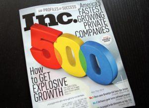 2012 Inc. 500 list (file photo)