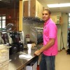 Tropical Smoothie Cafe owner Marcus Barnett