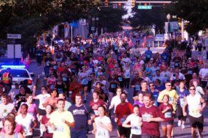 Clarendon Day 10K race by Wolfkann
