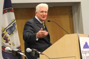 Rep. Jim Moran (D) at the Civic Federation debate