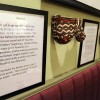 Telling Intimate True Stories exhibit at Busboys and Poets in Shirlington