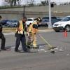 Crash involving an ACPD cruiser in Pentagon City