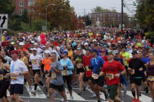 Marine Corps Marathon scenes (photo by Wolfkann)