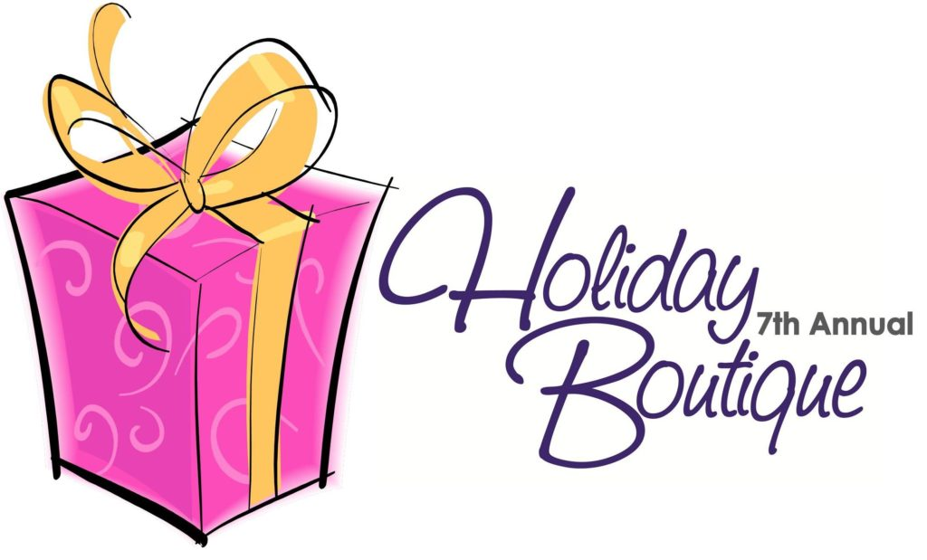 2012 holiday boutique logo simple for Holiday boutique