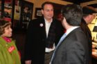 Republican congressional candidate Patrick Murray at RiRa Irish Pub in Clarendon