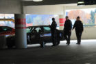 Man falls from Ballston parking garage