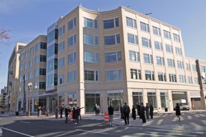 New office building at 1776 Wilson Blvd