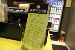 Black Lime restaurant in Crystal City